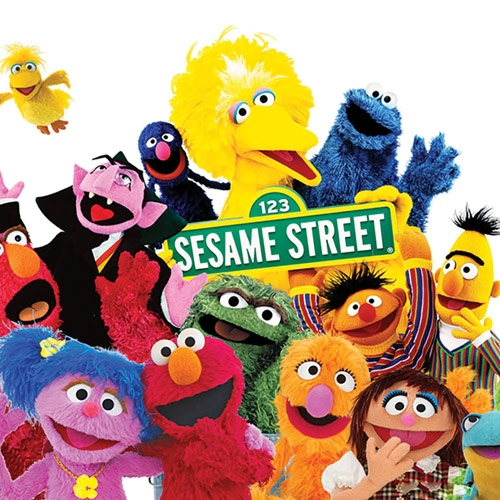 How They Got to Sesame Street by Ryan Smith