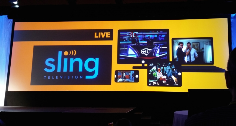 DISH Rolls Out SLING TV at CES by Jim Wertz
