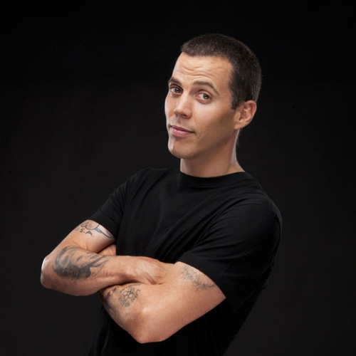 Jackass Superstar Steve-O Performs Stand-up Jr's Last Laugh by Alex Bieler