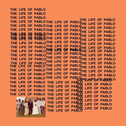 Kanye West // The Life of Pablo by Nick Warren