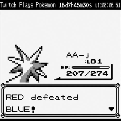 Geeked Out: Twitch Plays Pokemon by John Lindvay