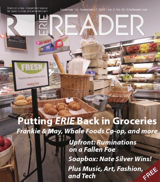 Putting ERIE Back in Groceries: Frankie and May - Local Focus by Cory Vaillancourt