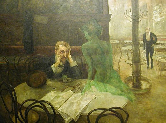 Absinthe by Scott Peterson