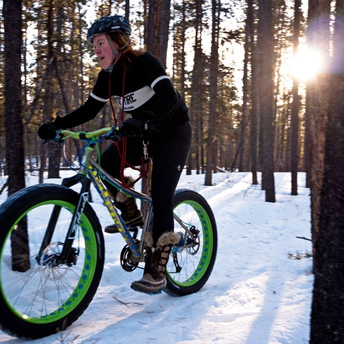 Seven Ways to Love Outdoor Activity in Winter by Ti Sumner