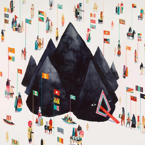 Young the Giant // Home of the Strange by Nick Warren