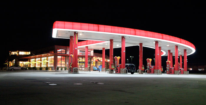 Considering the City: Urbanizing Gas Stations