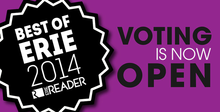 Best Of Erie Voting Now Open!