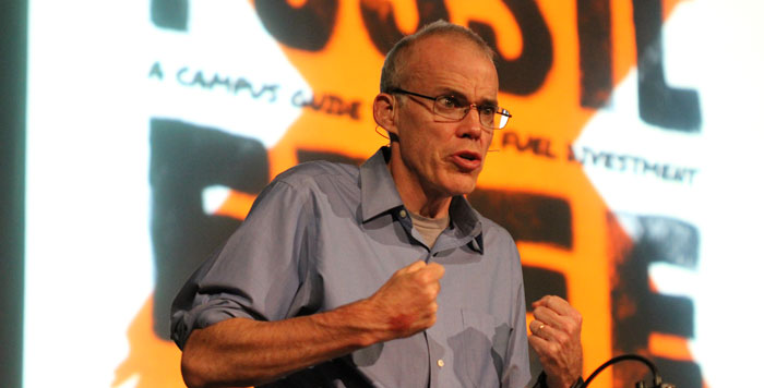 Bill McKibben: Meeting Power with Power