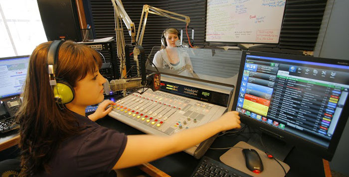 Erie's Groovy College Radio Scene: Time to turn on, tune in, and get a degree