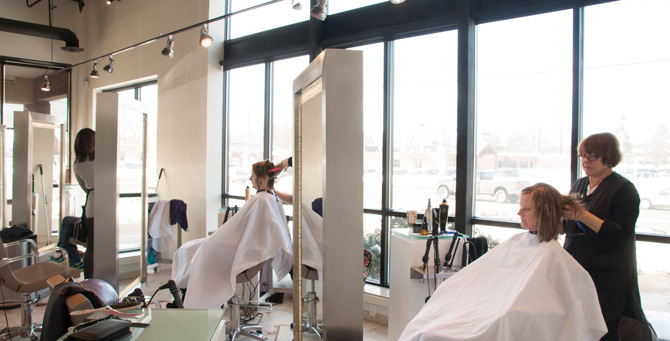 Panache Salon & Spa's Edna Siegel