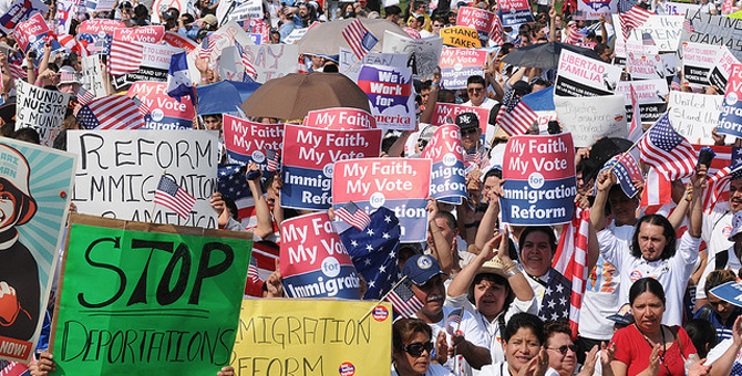 Opinion: Facts Not Fabrications About Immigration