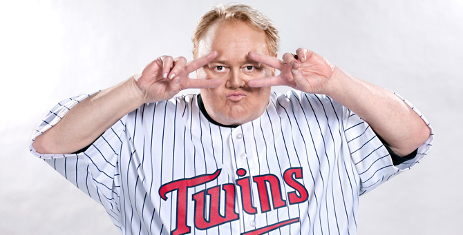Louie Anderson Returns to Erie