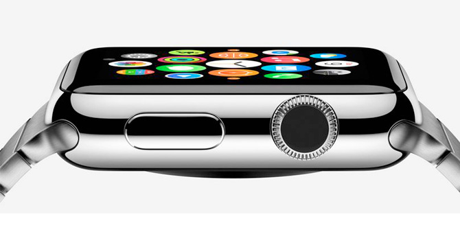 Geeked Out: The Apple Watch