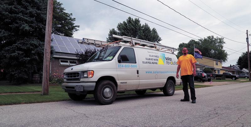 Solar Revolution LLC