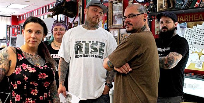 Erie's Tattoo Revolution