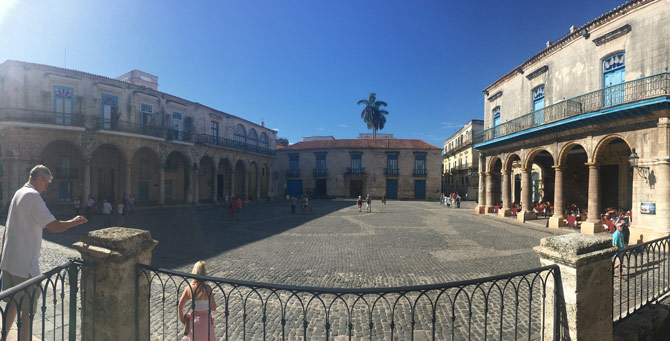 Ten Hours in Havana